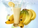 Egg nutritious Banana Smoothie